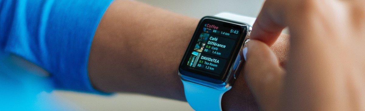 Styr ditt SecuritasHome via din Apple Watch