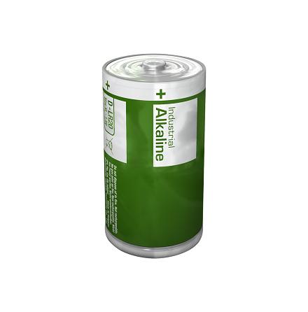 Batteripack - Utomhussirén med blixt