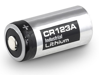 Batteripack - Rörelsedetektor