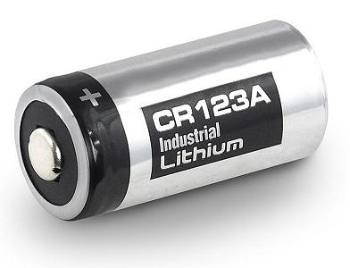 Batteripack - Vattendetektor