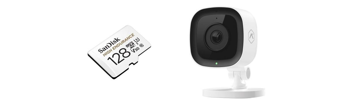 Nu kan du lagra bilder från dina IP-kameror på SD-kort